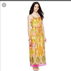 C. Wonder maxi dress
